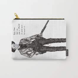 To Haunt Us Carry-All Pouch
