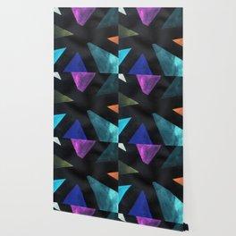 Intersection Triangles / Dennis Weber / ShreddyStudio Wallpaper