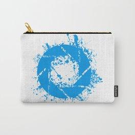 Portal Splatter Logo Carry-All Pouch