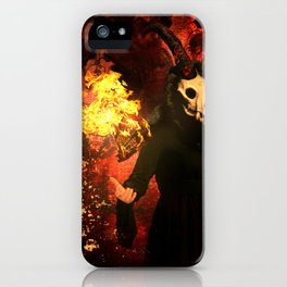 Lucifer iPhone Case