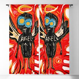 Angel Blackout Curtain
