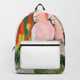 Major Mitchell's Cockatoos Backpack