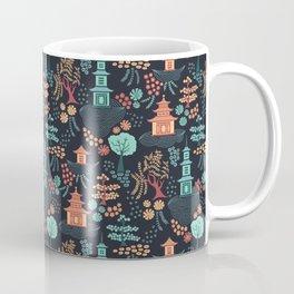 Floating Pagodas Coffee Mug