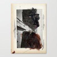 bridge Canvas Prints featuring bridge by Paul Prinzip