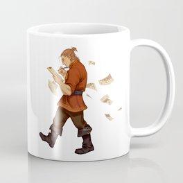 DA crew Varric Coffee Mug