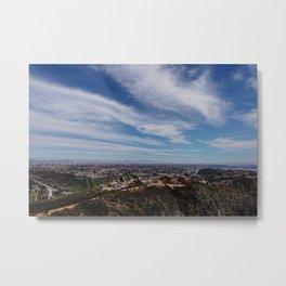 San Diego Lookout pt.3 Metal Print