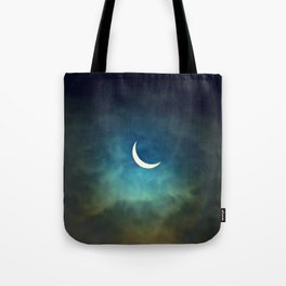 Solar Eclipse Tote Bag