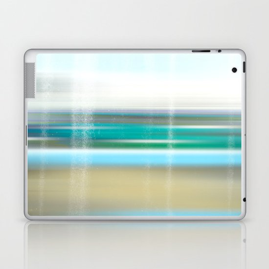 view to the breakers Laptop & iPad Skin