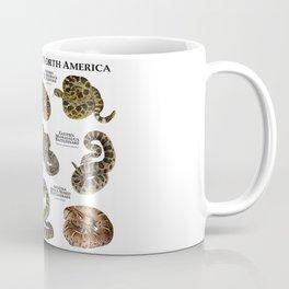 Rattlesnakes of North America Coffee Mug