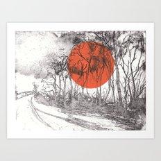 Autopilot (I) Art Print