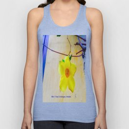 What I Found in Cartegena & Bogota Colombia is Precious Unisex Tank Top