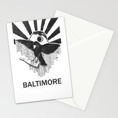 Boboh Baltimore Stationery Cards