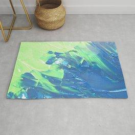 Blue & Green, No. 3 Rug