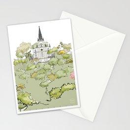 Parque El Calvario -Capilla- Stationery Cards