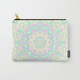 Pastel Mandala 3 Carry-All Pouch