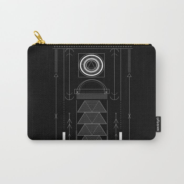 circuit Carry-All Pouch