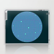 Sphere Blue Laptop & iPad Skin