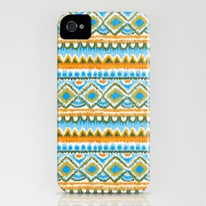 Desert Sunrise Ikat Slim Case iPhone (4, 4s)