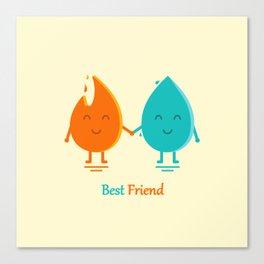 Best Friend Canvas Print