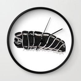 Elvis bug Wall Clock