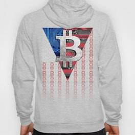 bitcoin USA  Hoody