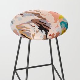 glass mountains Bar Stool