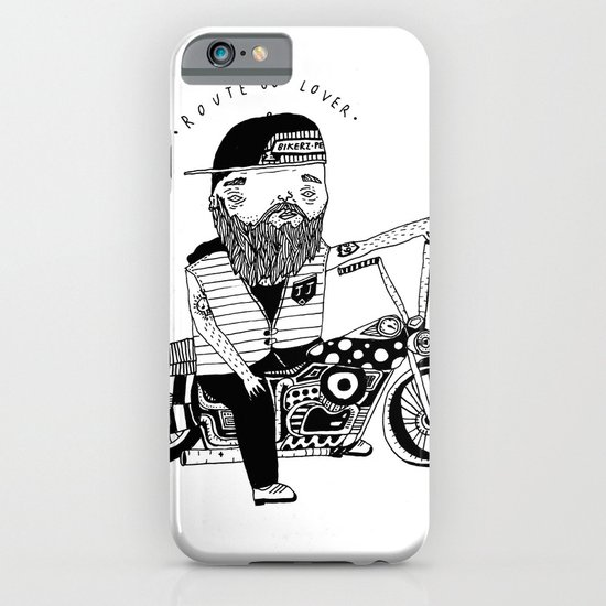 Route 66 Lover iPhone & iPod Case