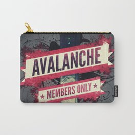 Final Fantasy VII - Avalanche Member's Only Carry-All Pouch