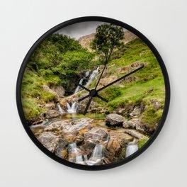 Khyber Pass Wall Clock