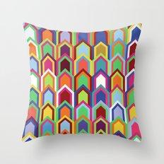 Upward Series: Soirée Throw Pillow