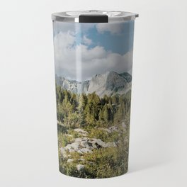 Afternoon in the mountains Travel Mug