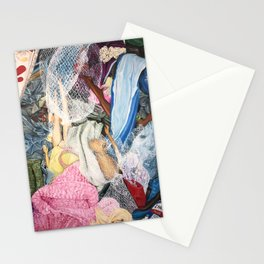 K act insure Stationery Cards