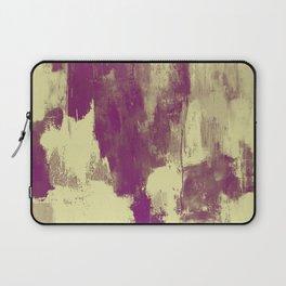 Textured Purple Laptop Sleeve