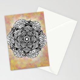 Mandala Art Stationery Cards
