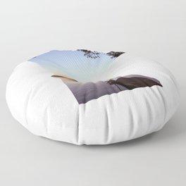 Lake Minnesota Floor Pillow