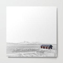 magnificent landscape Metal Print