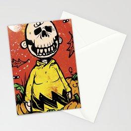 Charlie Brown - The Original Pumpkin King Stationery Cards