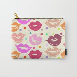 Gimme Kisses Carry-All Pouch