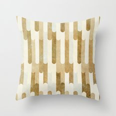 Golden Autumn Throw Pillow