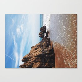 The Pacific II Canvas Print