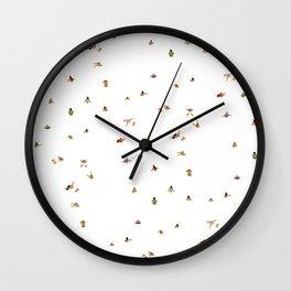Where am I? Wall Clock