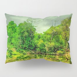 Deep In The Valley Pillow Sham