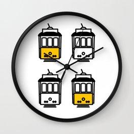 Get a ride #2 Wall Clock