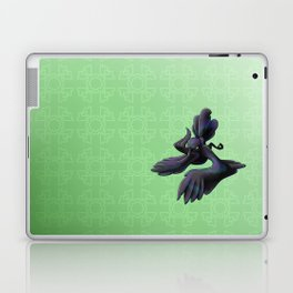 Grackle of Weltschmerz Laptop & iPad Skin