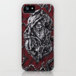 Catharsis iPhone Case