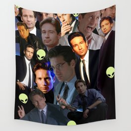 The FBI's Most Unwanted Wall Tapestry
