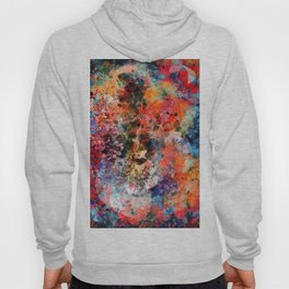 Galaxy of Emotions Abstract Art Hoody