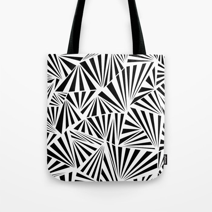Ab Fan Spray Tote Bag