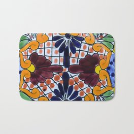 Talavera Two Bath Mat