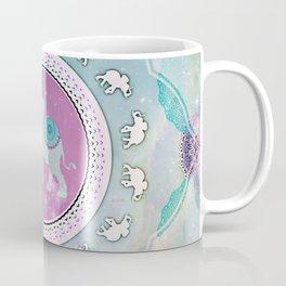MAGIC HAPPY ELEPHANT Coffee Mug